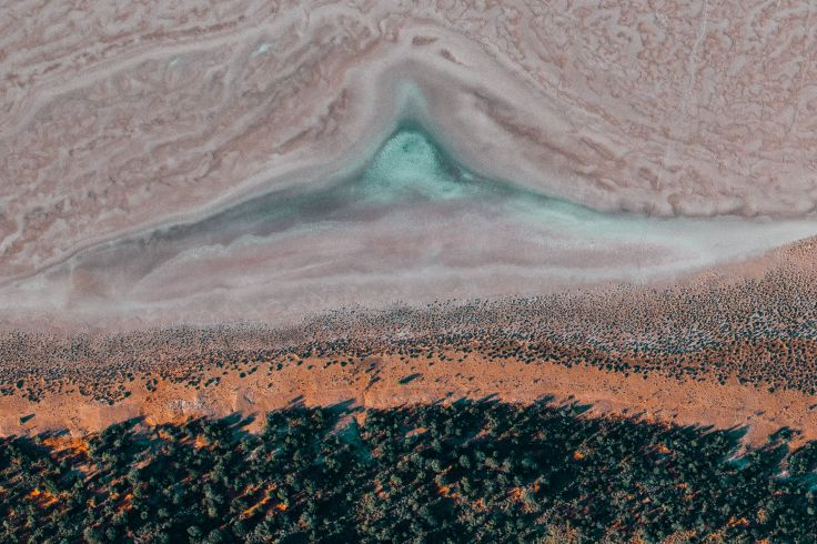 Lac Amadée - Territoire du Nord - Australie