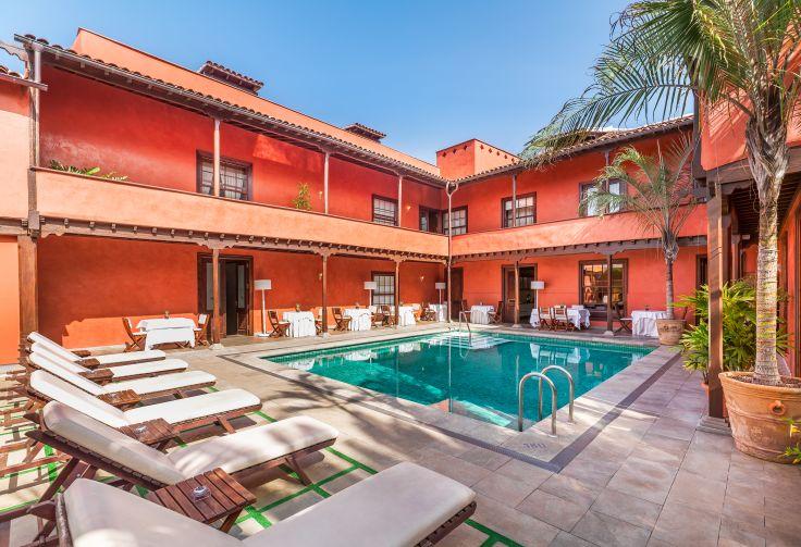 Hotel San Roque Garachico Tenerife Canaries Espagne