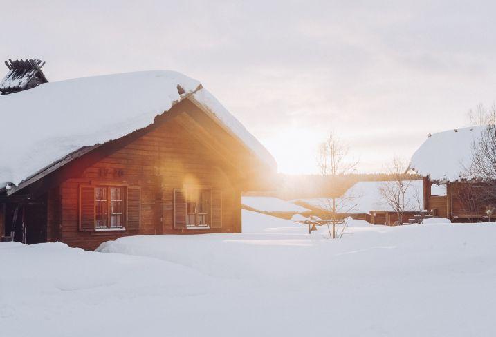 Akaslompolo - Laponie - Finlande