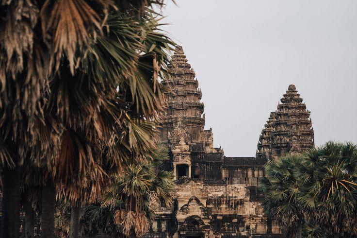 Angkor Vat - Cambodge