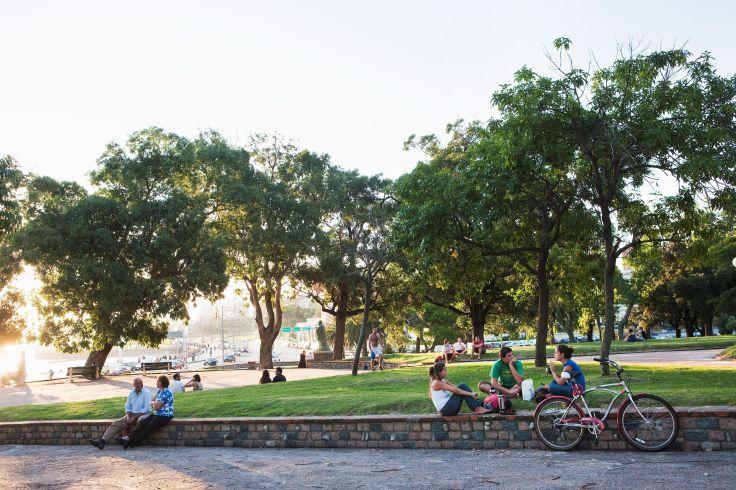 Parque Rodó - Montevideo - Uruguay
