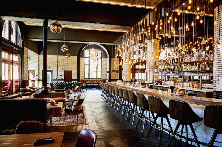 Brancher des bars dans le Michigan